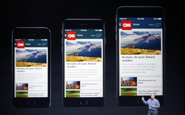 iPhone 6, iPhone 6 Plus и iPhone 5s