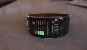 В Сети появилось видео включенных часов iWatch