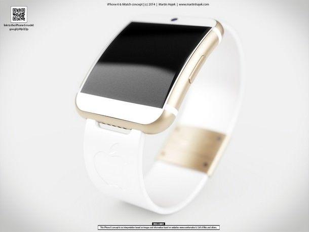 iPhone 6 и iWatch