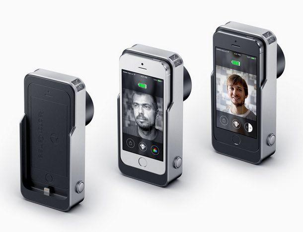 Relonch намерена выпустить чехол-фотокамеру для iPhone стоимостью в $500