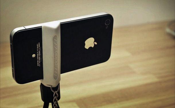 Snapshot - универсальный штатив для iPhone