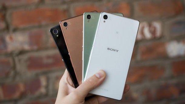 Sony Xperia Z3 и Apple iPhone 6 – сравнение спецификаций