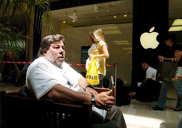 Стиву Возняку не терпится сменить android-гаджеты на iPhone 6
