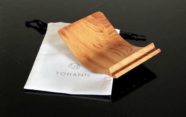 YOHANN – минималистическая подставка для iPad