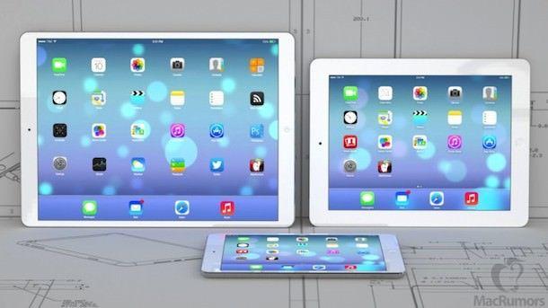 iPad 12,9''. Концепт