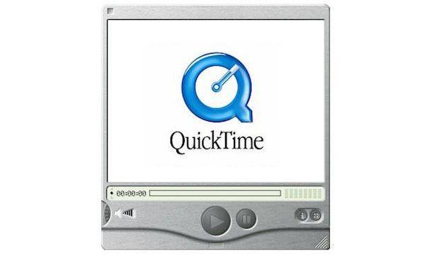 Видеоплеер QuickTime 4