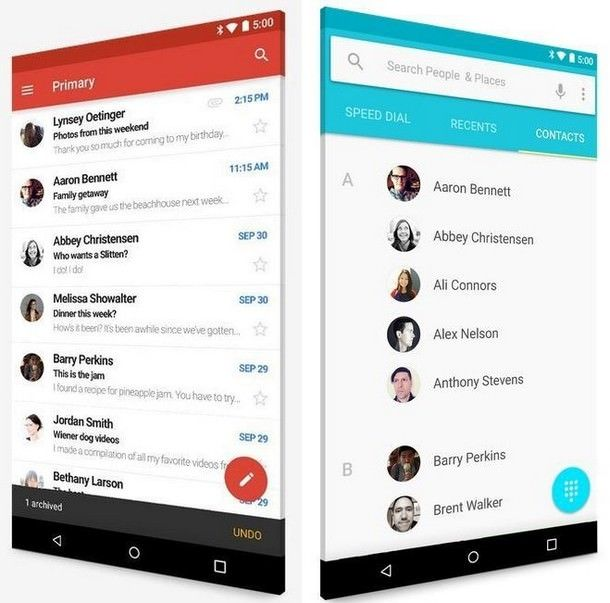 с iOS на Android