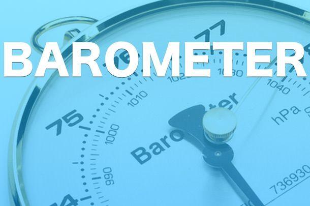 Barometer iphone 6