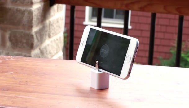Программа для создания панорам на iPhone 6 при помощи зарядного устройства доступна бесплатно в течение дня