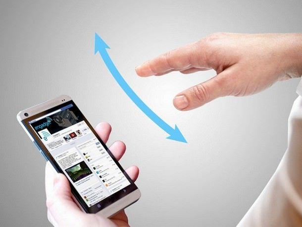 Смартфоны с поддержкой ультразвукового управления жестами появятся уже в 2015 году