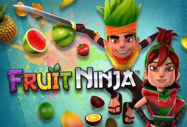 Fruit Ninja для iphone и iPhone