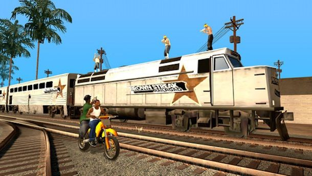 Grand Theft Auto San Andreas for iphone 6