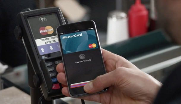 Apple Pay от MasterCard
