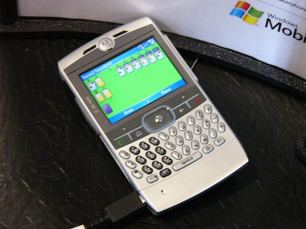 Телефон Motorola Q