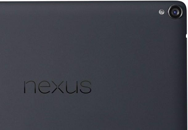 Nexus 9 задняя камера