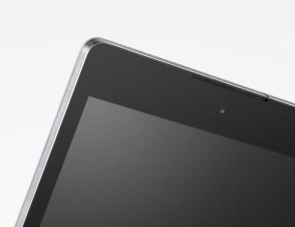 Фронтальные колонки Nexus 9