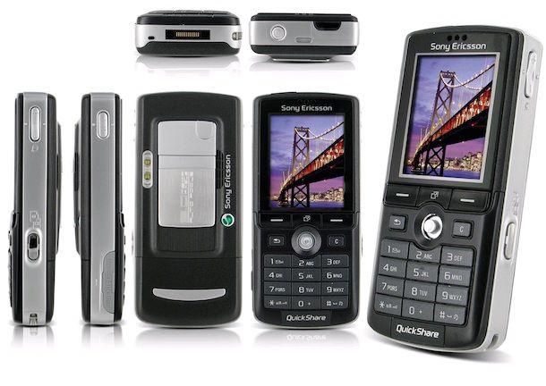 Телефон SonyEricsson R750