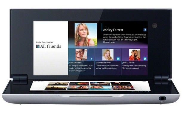 Sony Xperia Tablet P