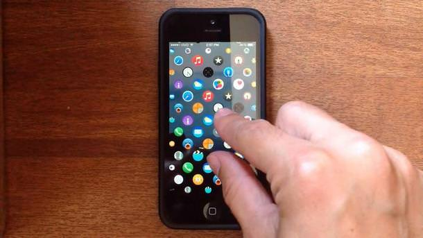 Интерфейс Apple Watch на iPhone