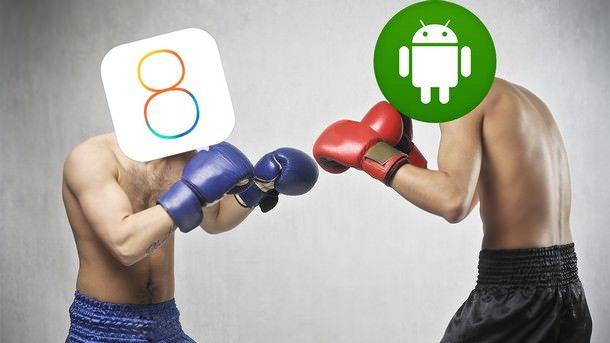 Google Nexus 6 vs iPhone 6 Plus