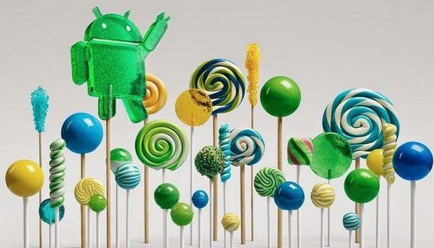 Основные особенности операционной системы Android 5.0 Lollipop