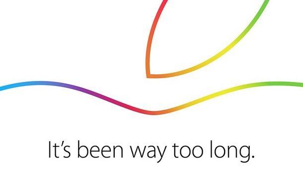 Приглашение на пресс-конференцию Apple 16 октября