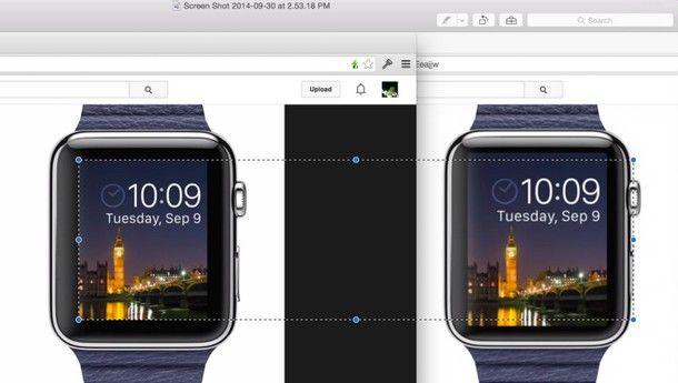 Отличие между Apple Watch, в разных роликах