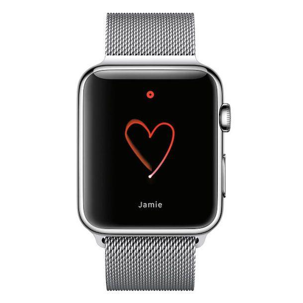 watch и сердцебиение