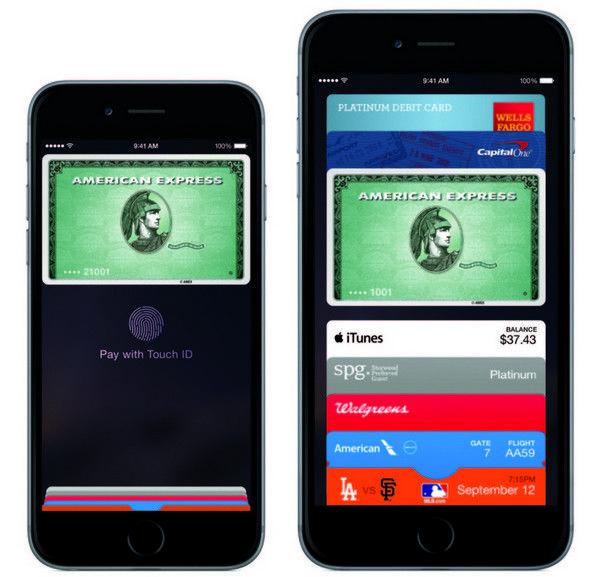 Платежный сервис Apple Pay будет запущен 20 октября