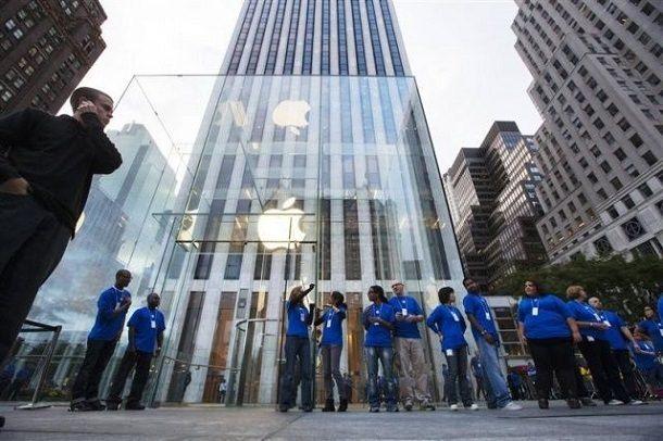 Льготы работникам Apple