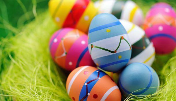 Пасхальное яйцо в Parallels