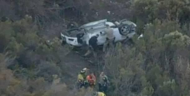 Полиция использовала Найти iPhone для спасения жертвы автомобильной аварии