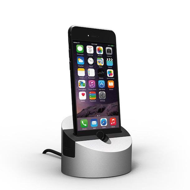 Док-станция Gravitas для iPhone 6