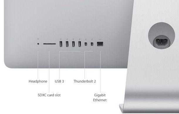 iMac с дисплеем Retina