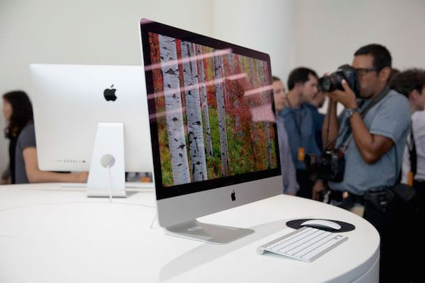 iMac с дисплеем retina 2014