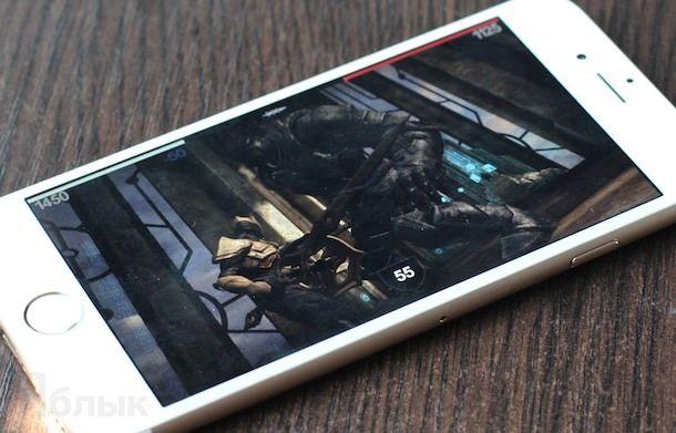 infinity blade iphone 6 plus