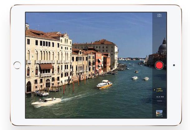 iPad Air 2 gold Камера приложение Фото