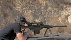 iPad mini 3 против винтовки 50-го калибра