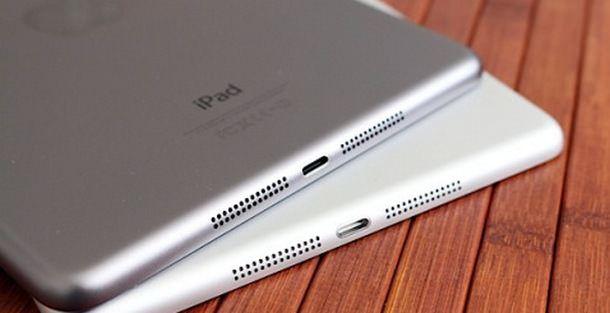 В октябре Apple представит 12,9-дюймовый iPad золотого цвета