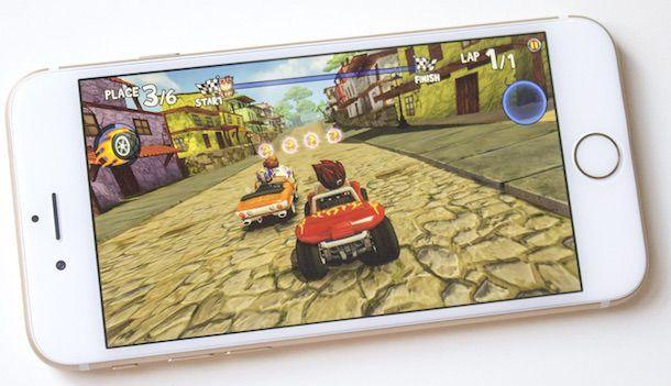 игры для iPhone 6