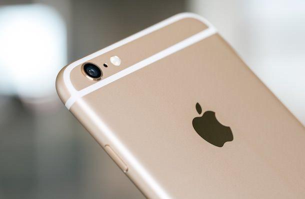 золотой (gold) iPhone 6