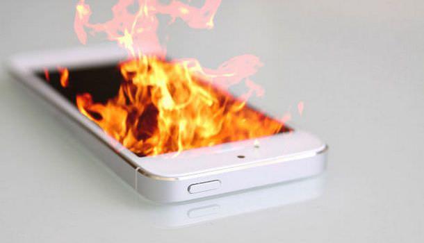 Слухи: От взрыва iPhone пострадал сотрудник китайской компании