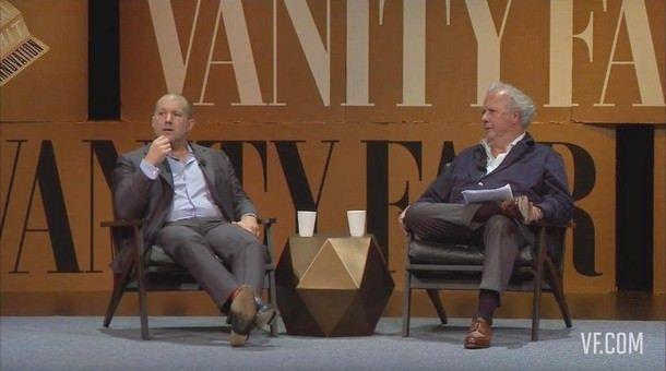 Джони Айв поделился подробностями об iPhone 6 и Apple Watch в интервью Vanity Fair