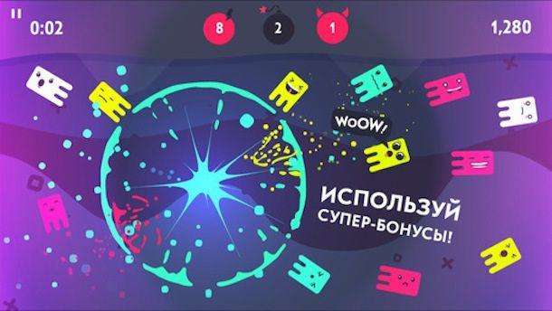 jellies - игра для iPhone и iPad