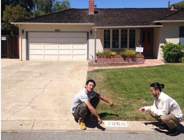 Фаны устраивают паломничество к дому, в котором провел детство Стив Джобс