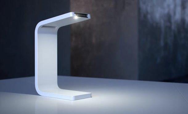 Лампа из iPhone 4