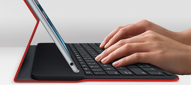 logitech typo+ клавиатура для iPad