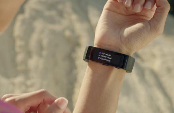 Фитнес-браслет Microsoft Band