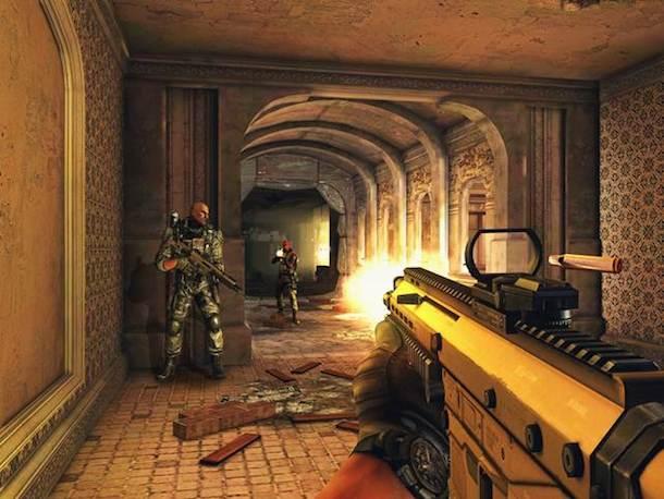 Игра Modern Combat 5: Затмение
