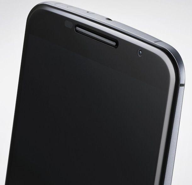 nexus 6 дисплей
